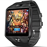 3G WIFI QW09 Android Smart Watch 512MB/4GB Bluetooth 4.0 Real-Pedometer SIM Card