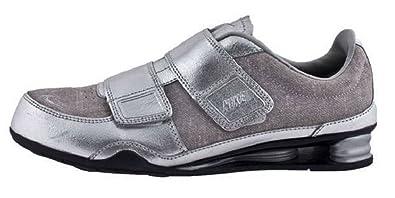 half price sneakers new release NIKE Shox V Street Premium Sneaker RARITÄT grau/silber ...