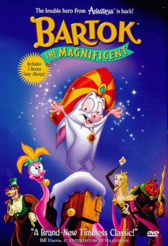 Bartok the Magnificent (Magnificent Century Dvd)