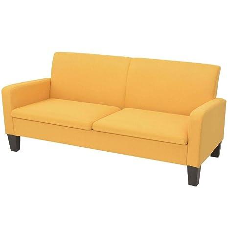 tiauant Mobiliario Sofás Sofa de 2 plazas 180x65x76 cm ...