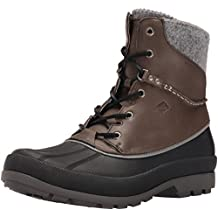 Sperry Men's Cold Bay WP Ice+ Mid Calf Boots