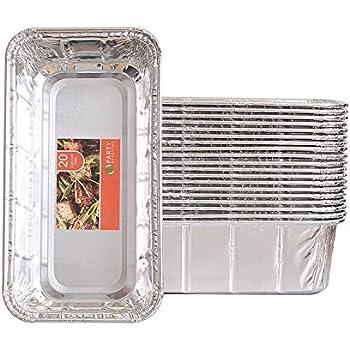 Amazon Com 93820 Hefty Ez Foil Aluminum Rectangular