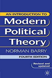 An Introduction To Modern Political Theory, 4th Edition