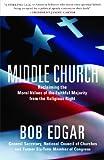Middle Church, Bob Edgar, 0743289501