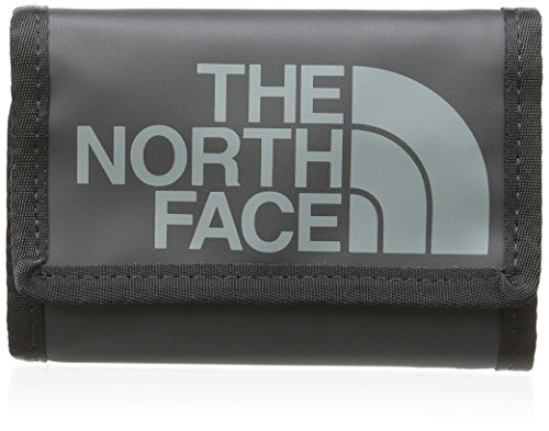 The North Face Erwachsene Port Monnaie Base Camp Wallet, Tnf Black, 19 x 12 x 0.2 cm, 0.1 Liter, 0885928737371