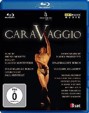 Caravaggio - Staatsballett Berlin [Blu-ray] [Alemania]