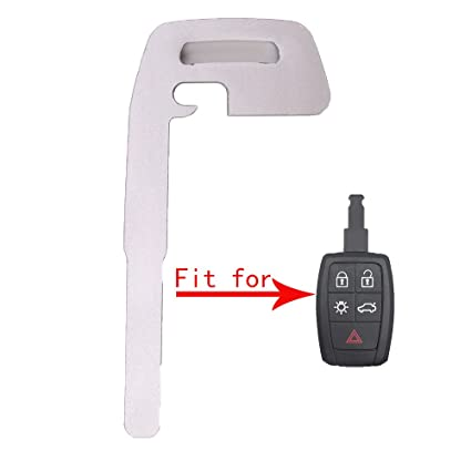 Amazon keyecu replacement blank insert blade for volvo s40 s80 keyecu replacement blank insert blade for volvo s40 s80 c30 c70 remote key case fob publicscrutiny Image collections