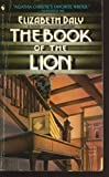 The Book of the Lion, Elizabeth Daly, 0553248839