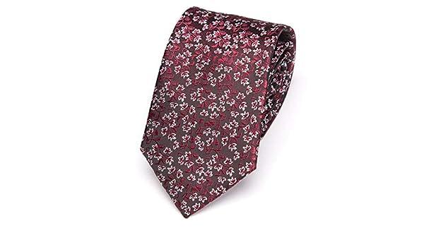 SCLZRR Empate Hombre Corbatas Boda Jacquard Corbata para Hombre ...