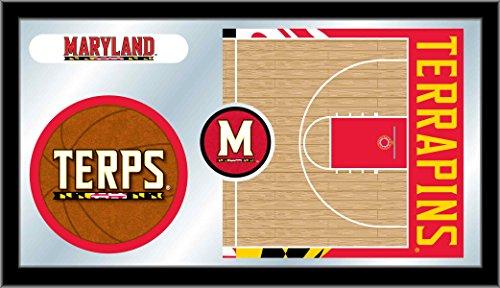 Maryland Terrapins Art Glass - 5