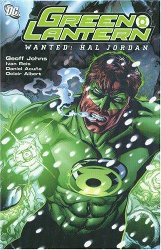 Green Lantern Vol. 3: Wanted - Hal Jordan pdf epub