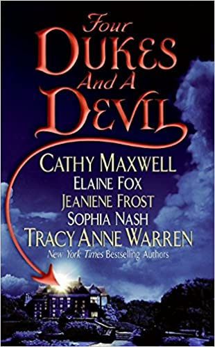 Image result for four dukes and a devil book cover
