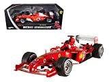 Hot wheels Ferrari F1 Formula 1 Michael Schumacher 2003 Japan Gran Prix #1Elite Edition 1/18 Car Model by Hotwheels