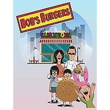 Bob's Burgers: Coloring Book