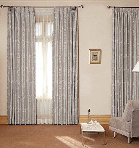 アスワン シックな色合いと風合いのカーテン カーテン2倍ヒダ E6189 幅:150cm ×丈:250cm (2枚組)オーダーカーテン 250  B0784WSDZ3