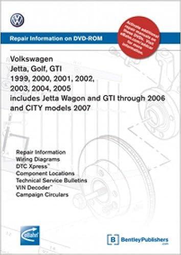 volkswagen wiring diagram 2005 va45 volkswagen jetta golf gti 1999 2005 includes jetta wagon gti  va45 volkswagen jetta golf gti 1999