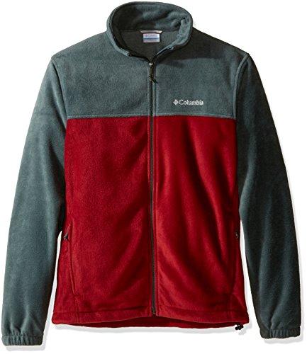 Columbia-Mens-Steens-Mountain-Front-Zip-Fleece-Jacket
