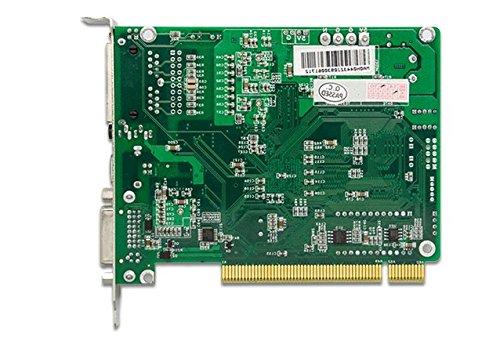 Tarjeta de Control sincr/ónica de la Tarjeta de env/ío Novastar MSD300 versi/ón de actualizaci/ón con la instrucci/ón de configuraci/ón de Software