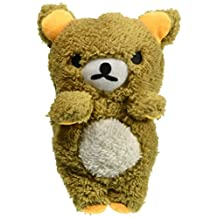 EveryOne-Buy Stylish Cute 3D Teddy Bear Doll Toy Plush Case Cover For Apple iPhone 6 4.7 inch iPod Touch 4 iPod Touch 5 iPhone 5S/5/5C/4S/4 Brown (Brown for iPhone 6 4.7 inch)