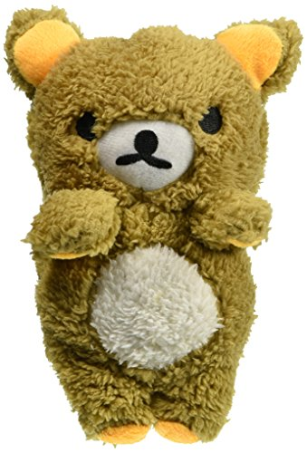 Generic EveryOne-Buy Stylish Cute 3D Teddy Bear Doll Toy Plush Case Cover For Apple iPhone 6 4.7 inch iPod Touch 4 iPod Touch 5 iPhone 5S/5/5C/4S/4 Brown (Brown for iPhone 6 4.7 inch)