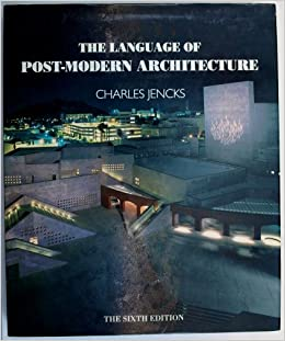Buy Language Of Post Modern Architecture 6 Book Online At Low Prices In  India | Language Of Post Modern Architecture 6 Reviews U0026 Ratings   Amazon.in