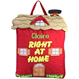 Right At Home Quiet Book for Children by Pockets Of Learning- Personalized Version