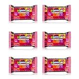 Colour Block Lips Mini Wet Wipes (6 per order)