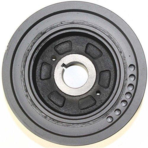Harmonic Balancer compatible with Nissan Pathfinder 96-00 (3275 cc): GAS: FI: N: VG33E; Hol.# 309-50233