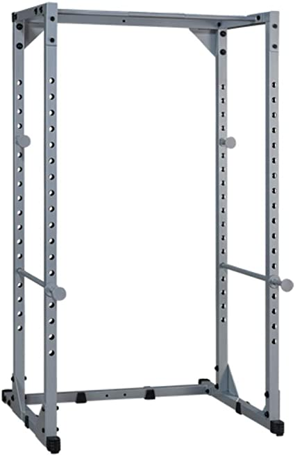 Body-Solid Powerline PPR200X Adjustable Power Rack for Weightlifting and Strength Training