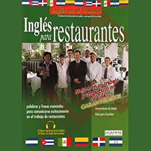 Ingles Para Restaurantes (Texto Completo) [English for Restaurants] Audiobook