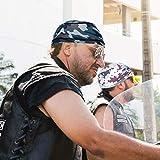4 Pack Cycling Skull Caps Helmet Liner Cooling Caps