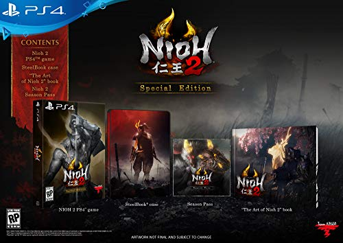 Nioh 2 Special Edition - PlayStation 4