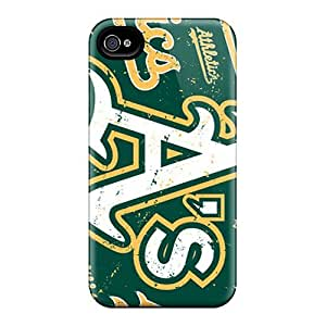 Hot Fashion Bxu2045yMrB Design Cases Covers For Iphone 6 Protective Cases (oakland Athletics)
