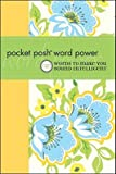 img - for Pocket Posh Word Power: 120 Words to Make You Sound Intelligent   [PCKT POSH WORD POWER] [Paperback] book / textbook / text book
