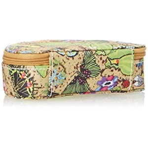 Sydney Love Botanical Jewelry Cosmetic Case,Multi,One Size