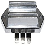 DB Electrical AKH6005 Voltage Regulator Rectifier for John Deere with Kohler 17-19, M8-MV20 with 15Amp Charging Systems /14.4 Volts /AM102596 / 4140305, 234279, 4140309, 2575503S