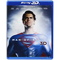 Man of Steel (Blu-ray + DVD)