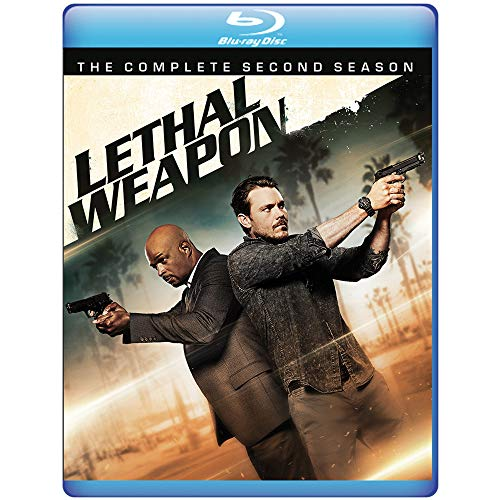 Complete Weapons - Lethal Weapon: The Complete Second Season [Blu-ray]