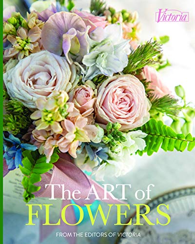 Book Cover: The Art of Flowers