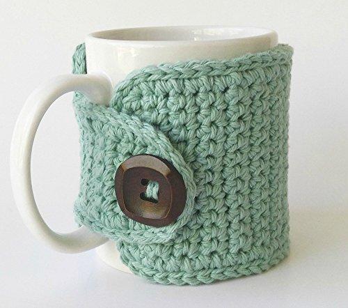 Coffee Mug Cozy Cotton Seabreeze product image