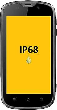 Teléfono Móvil Resistente, E&L W5S IP68 Smartphone Impermeable Antigolpes, 4.0 Pulgada 1GB RAM + 8GB ROM, Android 6.0 Dual SIM 3G Móvil Libres: Amazon.es: Electrónica
