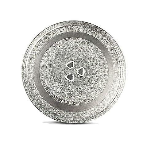 Amazon.com: 24,5 cm Thickened resistente al calor Microondas ...