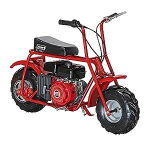 Coleman Powersports CT100U Gas Powered Trail Mini-Bike | 98cc/3.0HP | Red