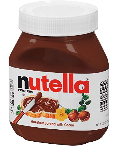 Chocolate Nutella Spread Hazelnut - Nutella Chocolate Hazelnut Spread 35.3oz Jar