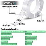 EZlifego Double Sided Tape Heavy Duty