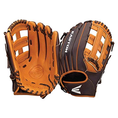 Outfield Pattern Baseball Glove - Easton Core Pro Series ECG1275DBT Right Hand Throw 12.75 in Outfield Pattern