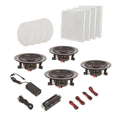 Buy in wall speakers 2016