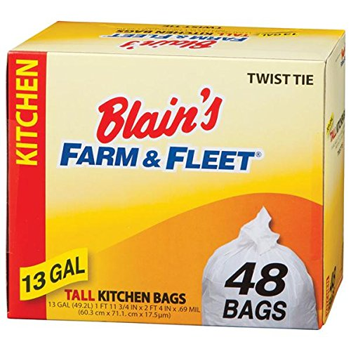 blains-farm-fleet-13-gallon-tall-kitchen-bags-with-twist-ties-48-count