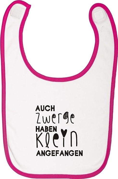 Cult Town con camiseta bebé mono de trabajo con texto diseño con texto en alemán enanitos