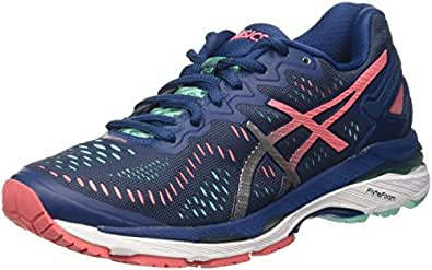 Asics Gel Kayano 23 Running Sport Shoes blue/multicolored T696N-5893